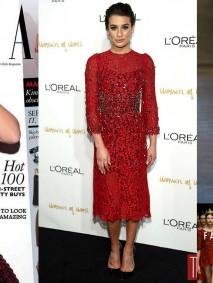 Wardrobe Faceoff  - Kareena Kapoor vs Lea Michele
