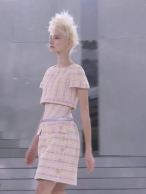 Spring-Summer 2014 Haute Couture Chanel show
